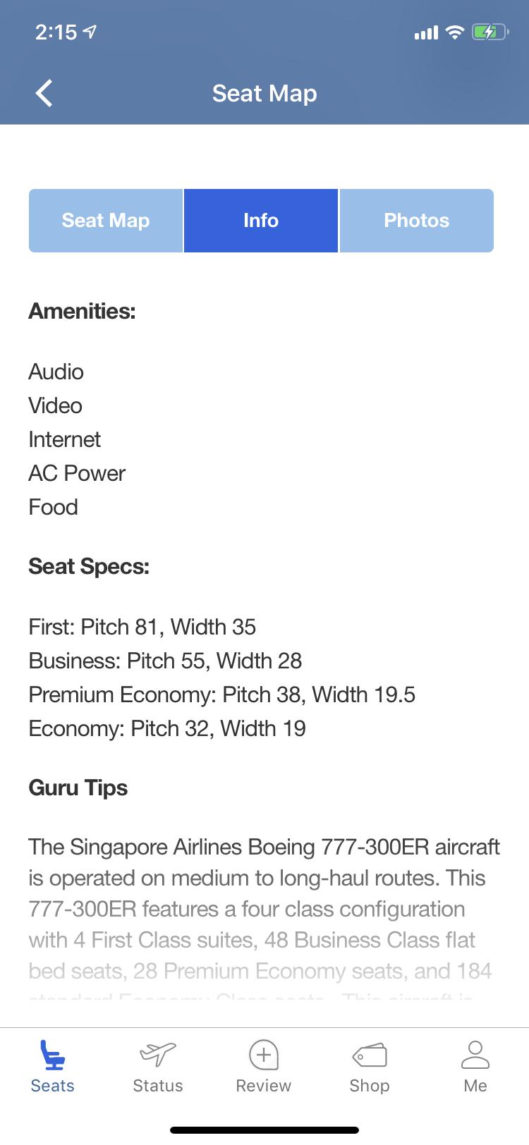 Seat Guru3
