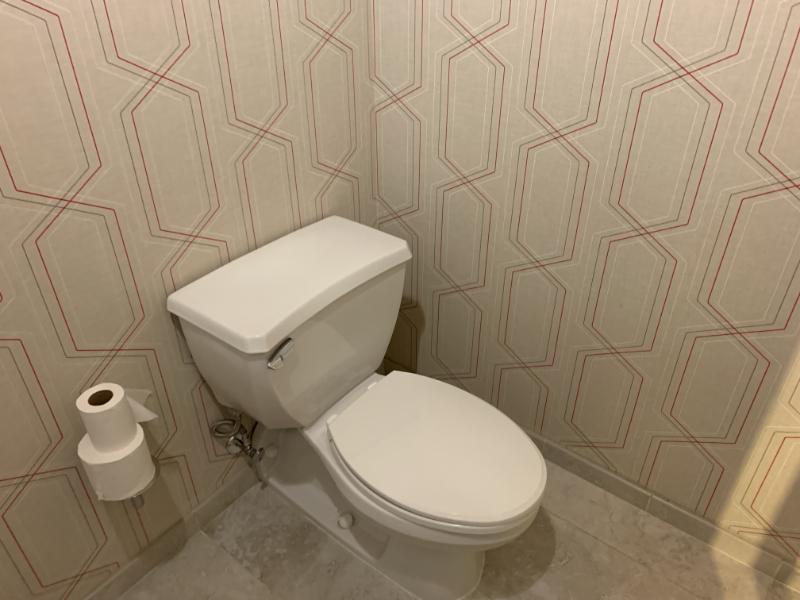 コートヤード・ミッドタウンイーストトイレ