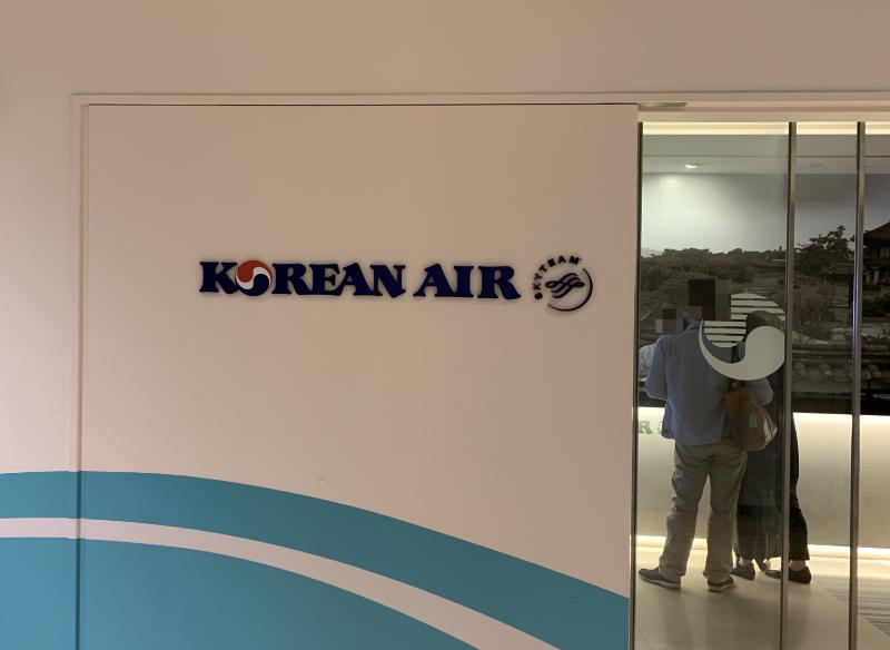 大韓航空ラウンジ3
