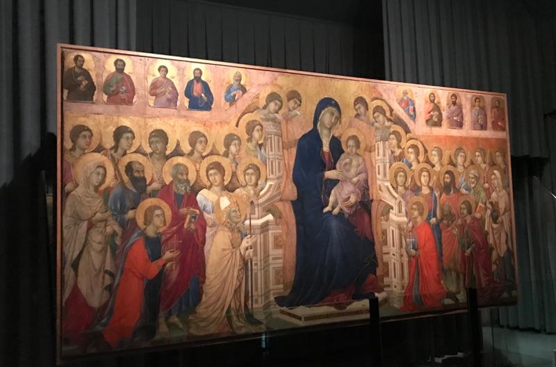 シエナ大聖堂付属美術館
