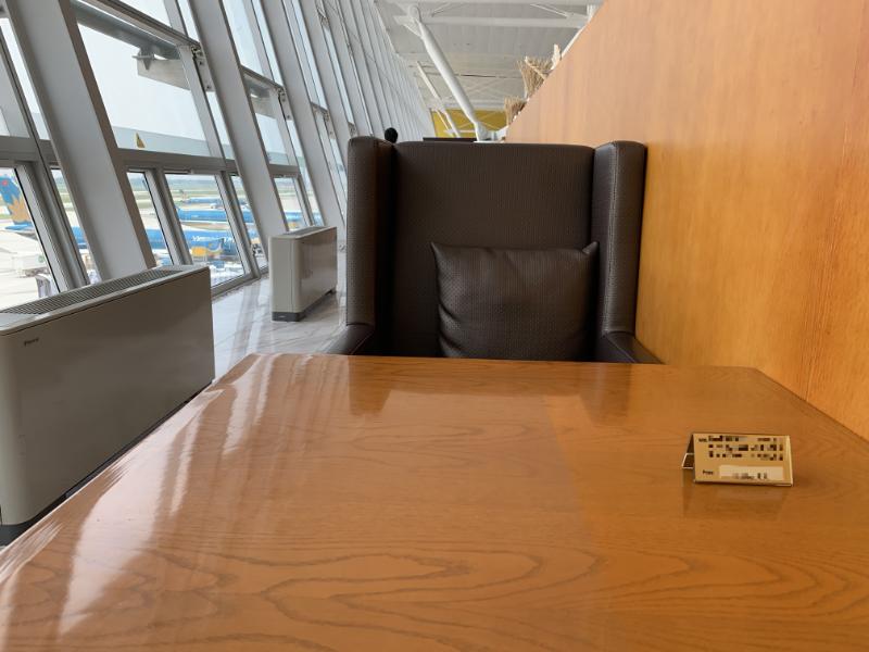 ノイバイ国際空港ビジネスラウンジWifi