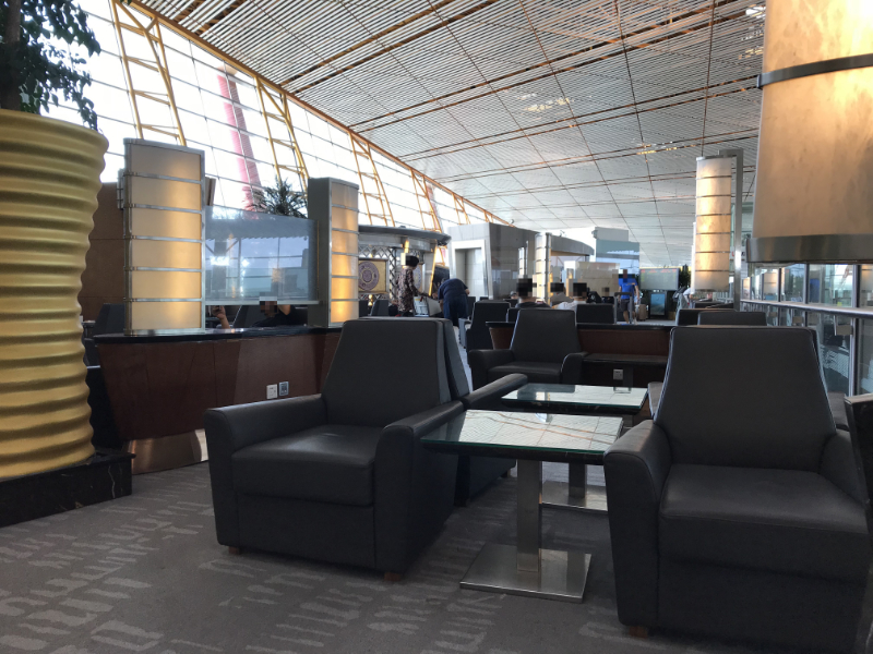 中国国際航空ラウンジ