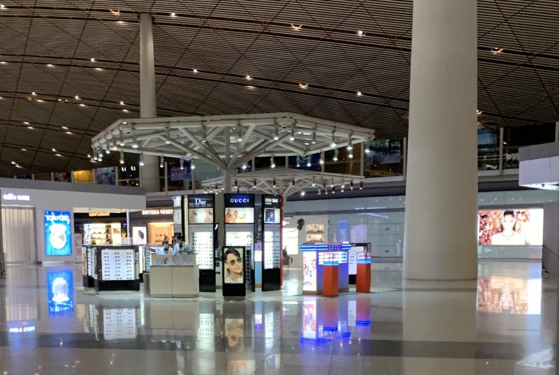 中国首都国際空港ショップ