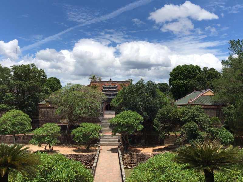 ミンマン帝廟