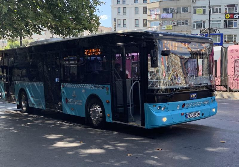 イスタンブールバス
