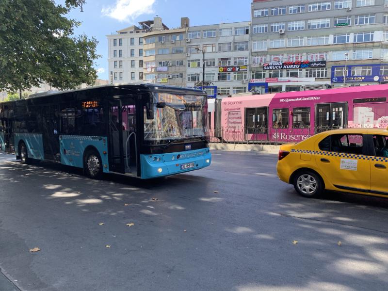 イスタンブール交通機関