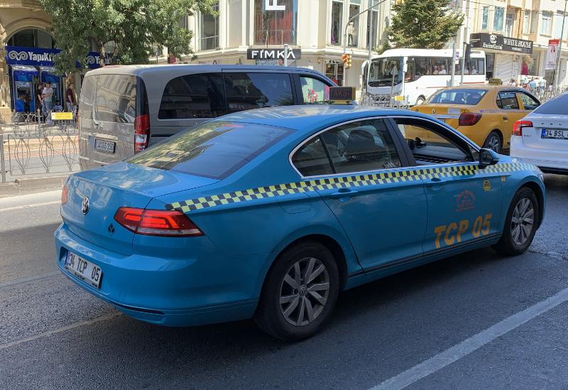 イスタンブールタクシー
