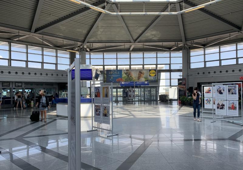 アテネ国際空港駅