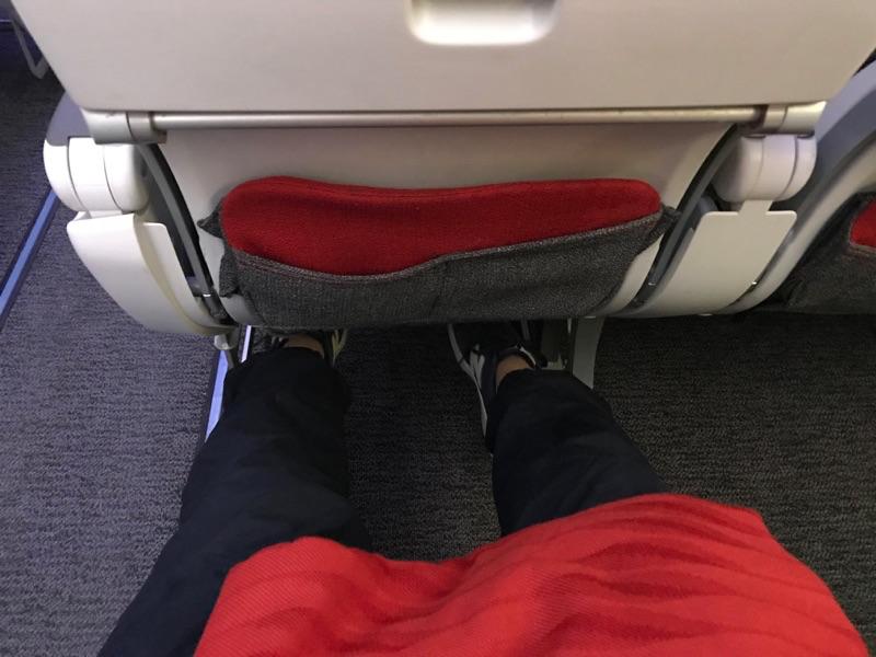 海南航空 座席の様子
