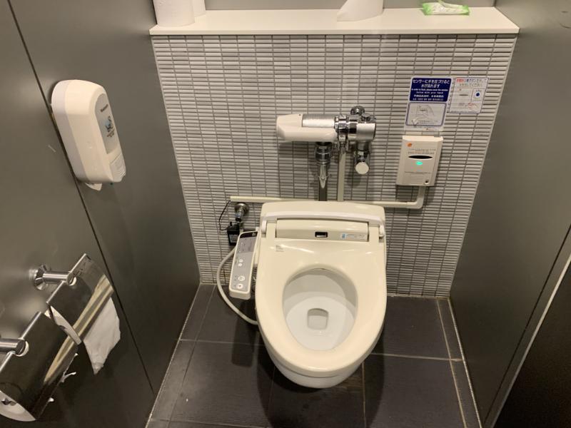 ANAラウンジ第4サテライトトイレ