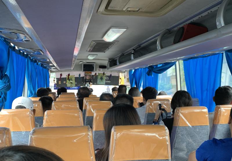 ニノイ・アキノ国際空港エアポートループバス