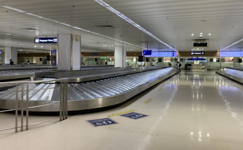 ニノイ・アキノ国際空港バゲージクレーム