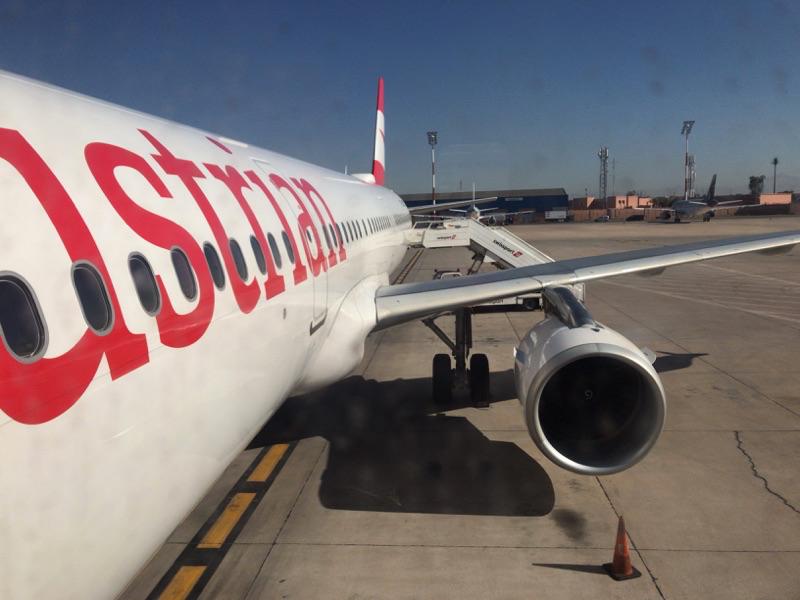 オーストリア航空