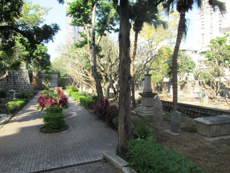 プロテスタント墓地