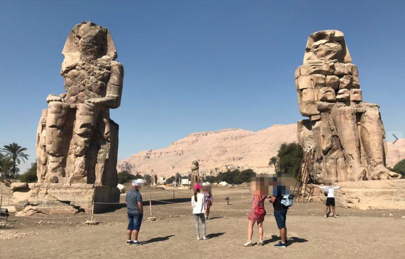 メムノンの巨石