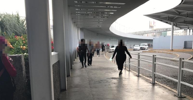 メキシコシティ空港