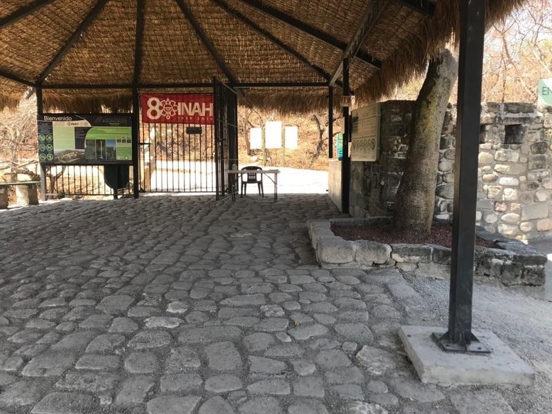 ソチカルコ遺跡