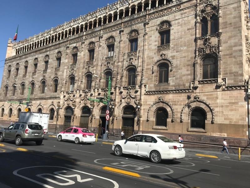 メキシコ中央郵便局