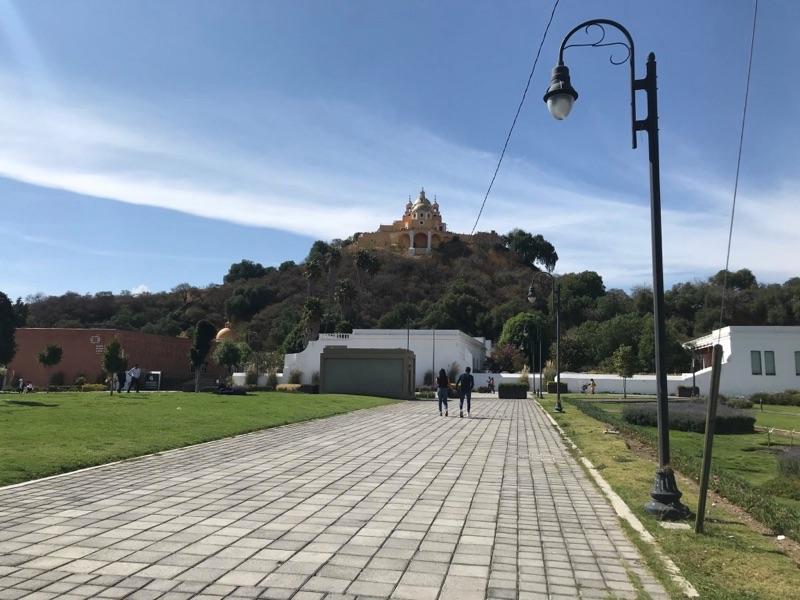 ロス・レメディオス教会